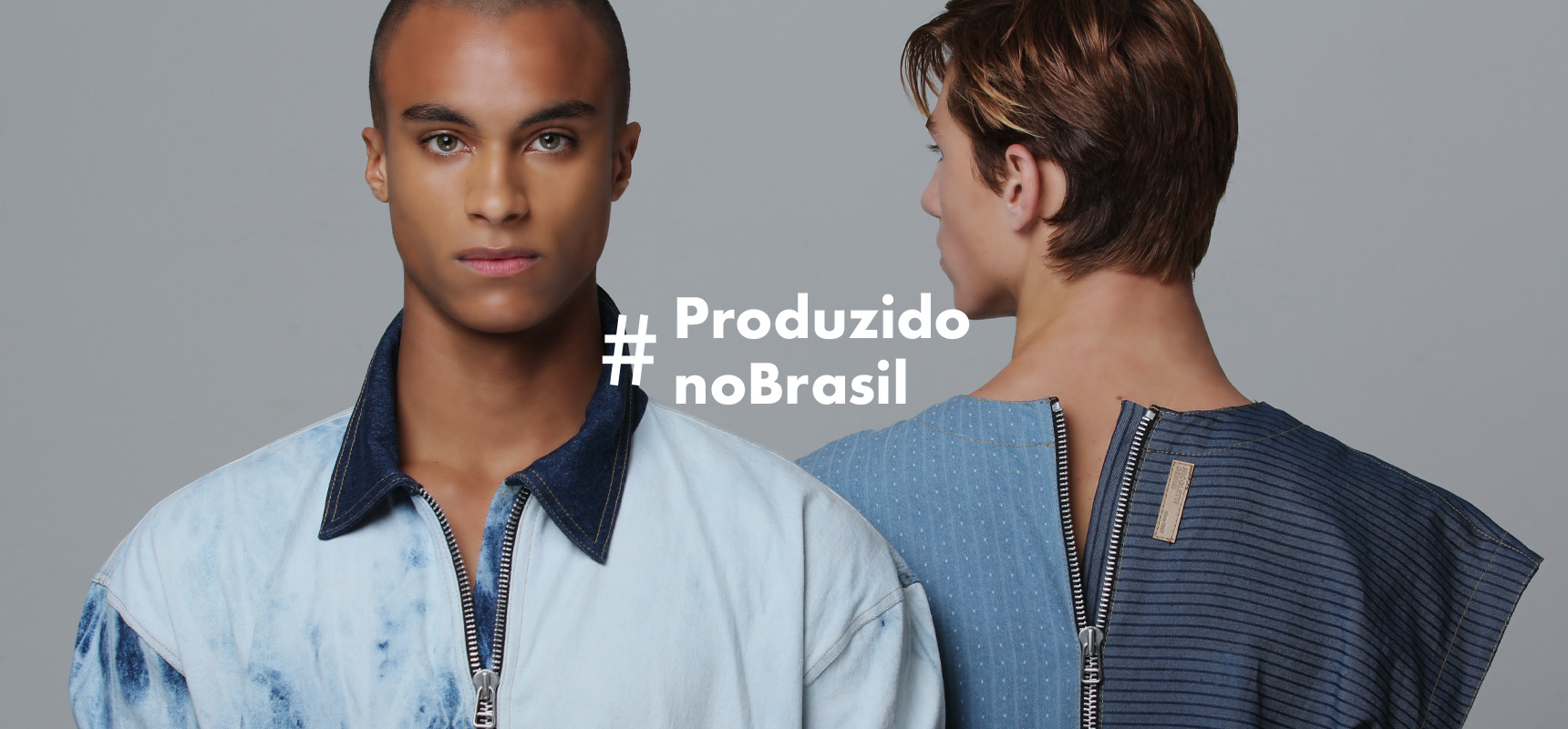 Produzido no Brasil